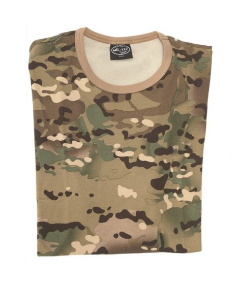 Camo t-shirt  Multitarn