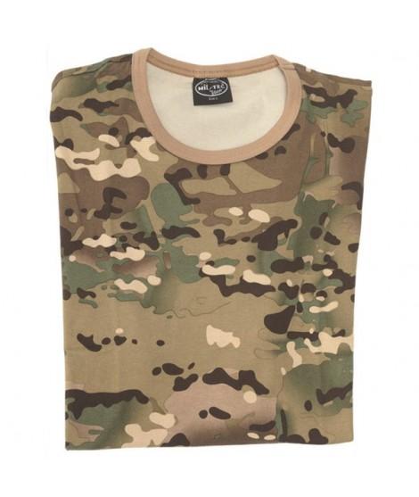 Camo t-shirt  Multitarn