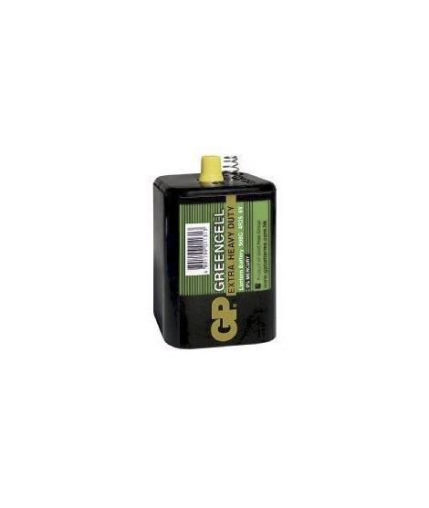 6 volt batteri