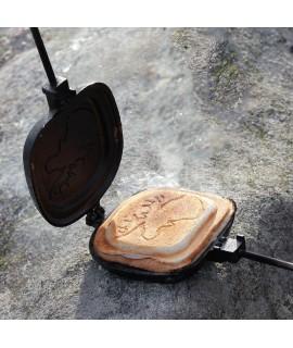 Toastjern med elgmotiv