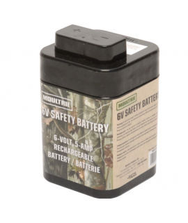 Moultrie genopladeligt 6 volts batteri