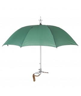 Etbenet paraplystol / paraplystok - Grøn