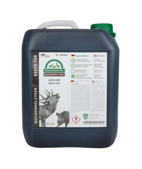 Bøgetjære 5 liter - Lokkemiddel til kronhjort og vildsvin