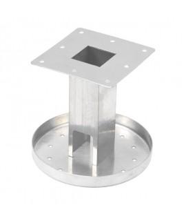 Foderindsats til råvildt - Aluminium