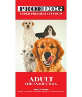 Prof Dog hundefoder - Adult