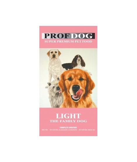 Hundefoder - Light