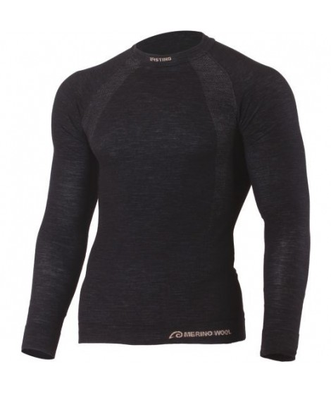 WAPOL 9090 - Men - Merino - Seamless T-shirt