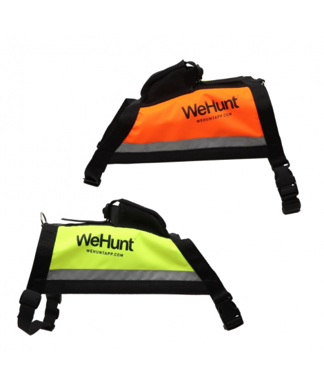 WeHunt GPS Plus Hundevest