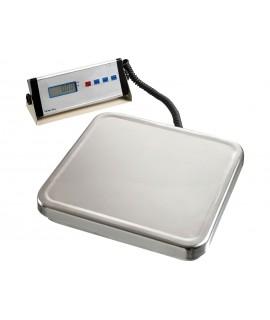 Elektronisk bordvægt - rustfri stål