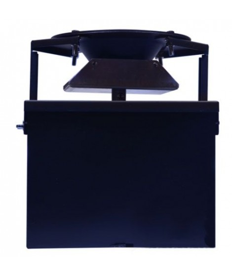 Foderautomat Pro galvaniseret