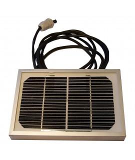 Solcellepanel til 12 Volt automat