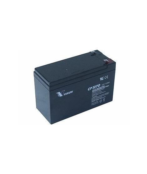 Batteri Vision 7 Ah