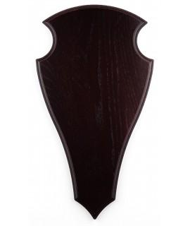 Trofæplade Dåhjort 36x20