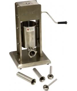 Rustfri pølsemaskine 3 liter