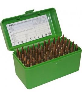 Ammunitionsboks 50 stk.