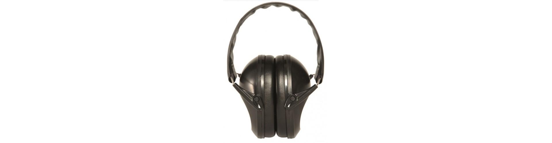 Høreværn og skydebriller - Køb høreværn og skydebriller til jagt og flugtskydning