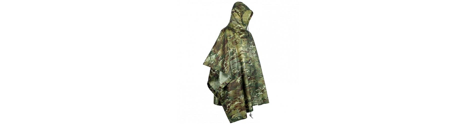 Jagt regntøj - Køb camouflage regnslag og regntøj til jagt