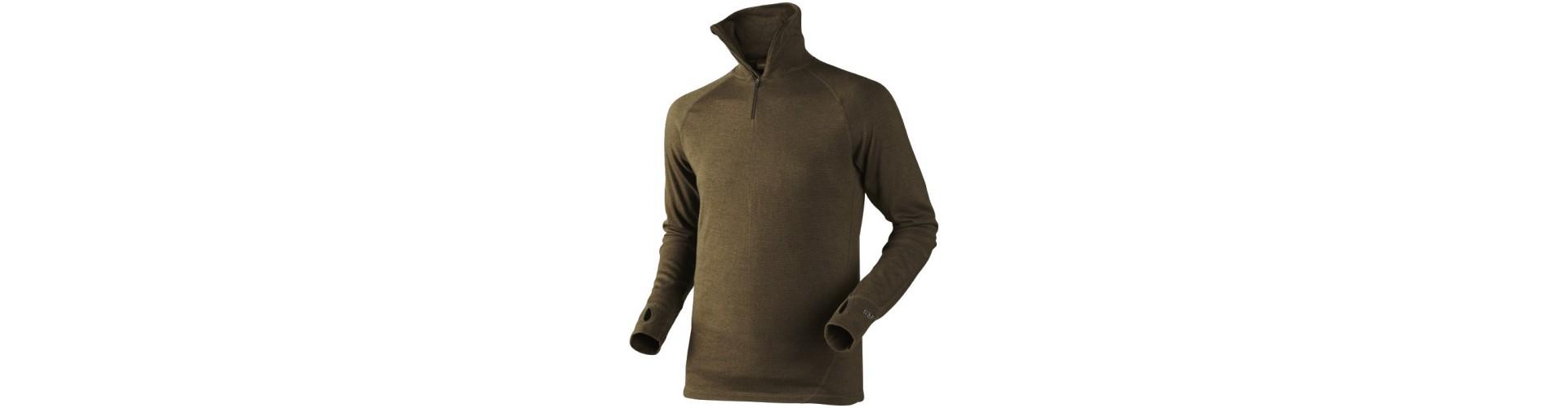 Jagtundertøj - Køb varmt undertøj til jagt bl.a. i merinould - Hurtig levering