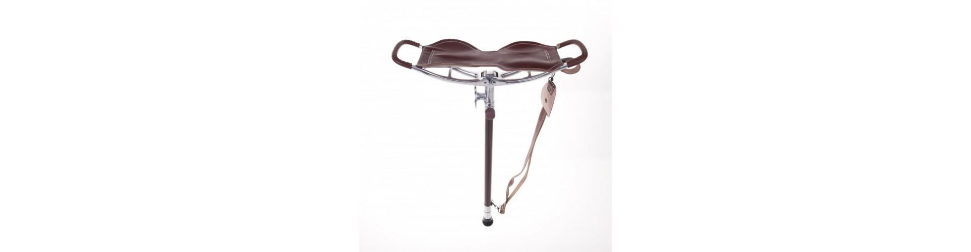 Etbenet jagtstol - Køb etbenet jagtstole og teleskop jagtstole billigt