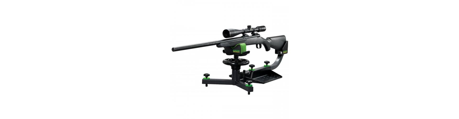 Skydebænk - Køb billige skydebænke i god kvalitet til præcis indskydning