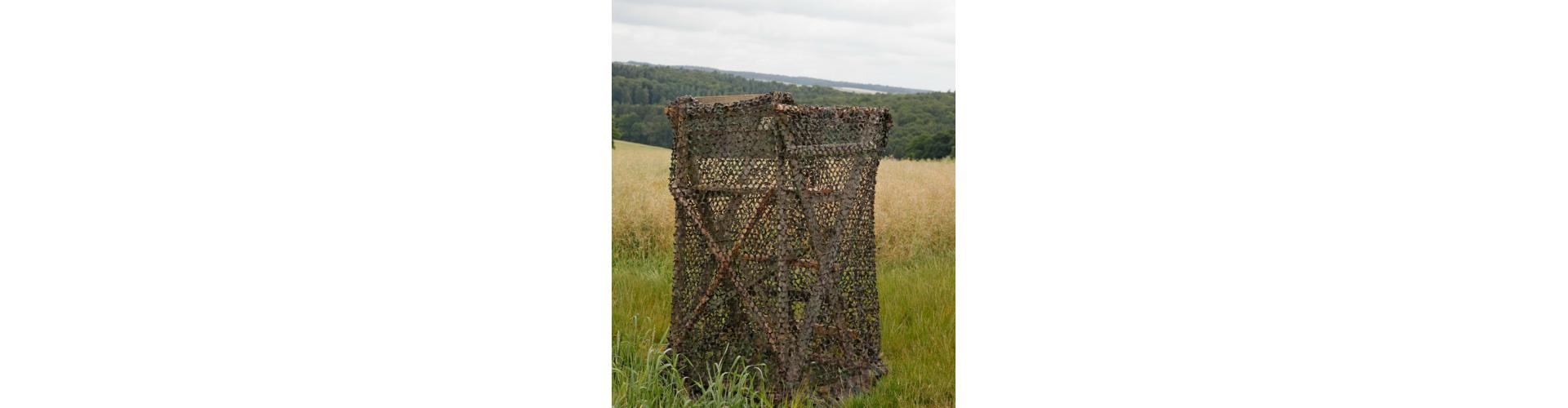 Camouflagenet | Køb Gåseskjul & Jagtskjul Online | Stort Udvalg